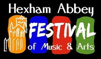 Hexham Abbey Festival of Music & Arts Logo