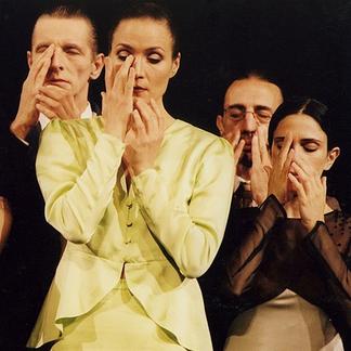 Tanztheater Wuppertal Pina Bausch - 1980