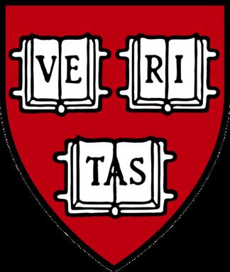Harvard 'Veritas' Crest
