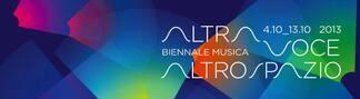 Biennale di Venezia - Altra Voce - Altro Spazio banner